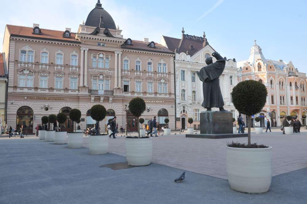trg Novi Sad